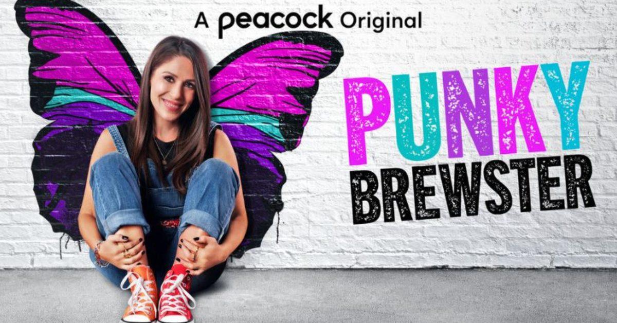 Punky Brewster 2021 series