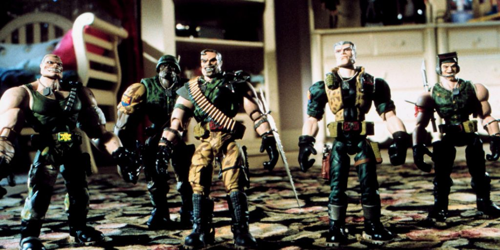 Small Soldiers(1998)