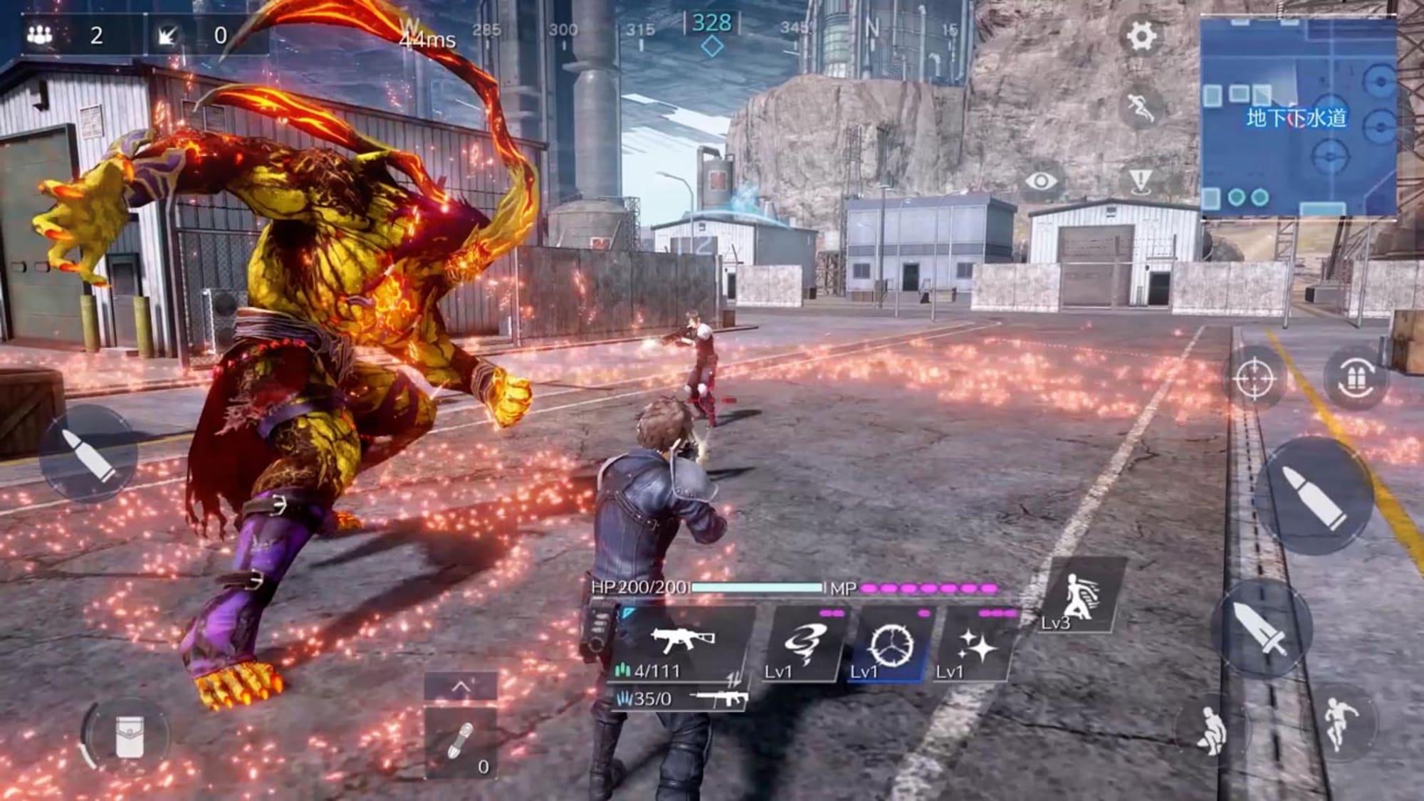 Final Fantasy VII monsters
