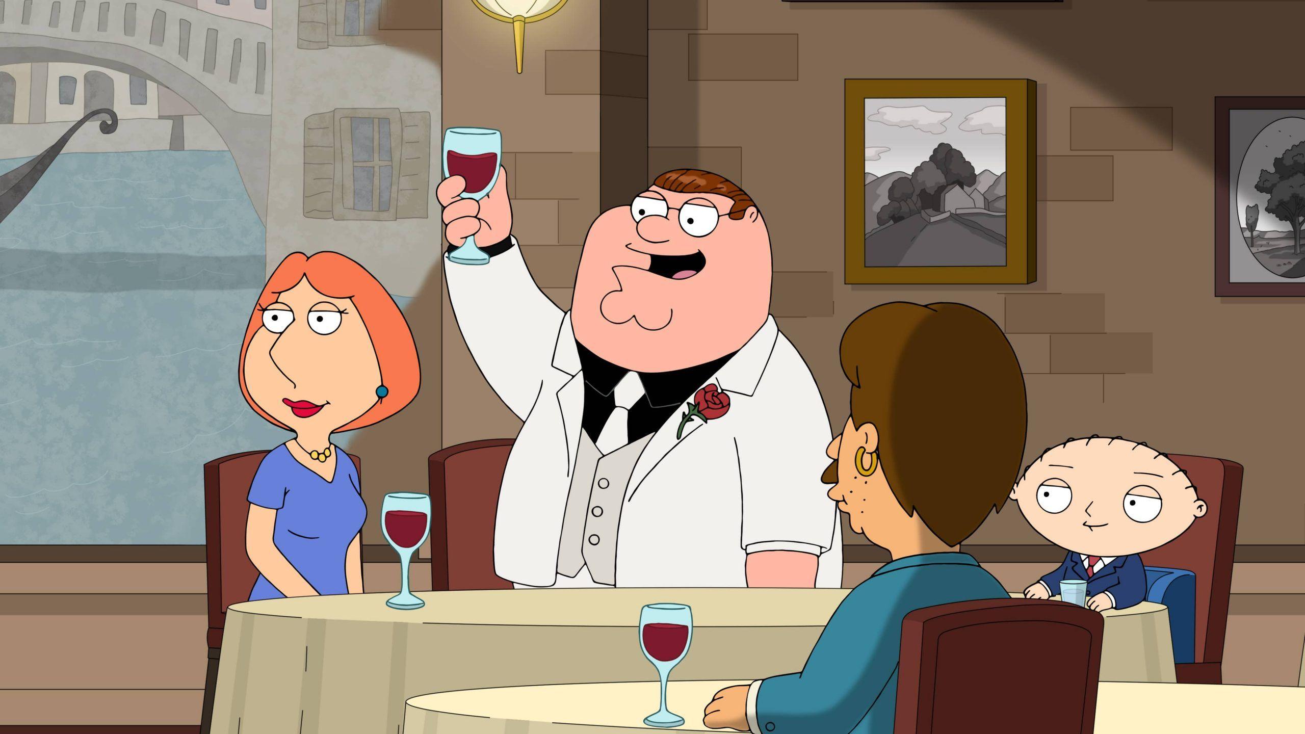 Family Guy Season 2 Release Date!