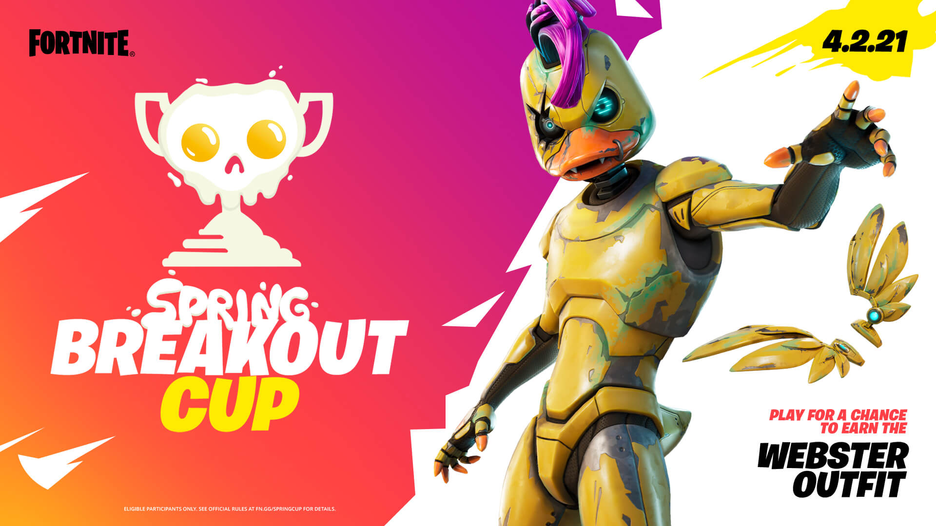 Fortnite Spring Breakout Cup