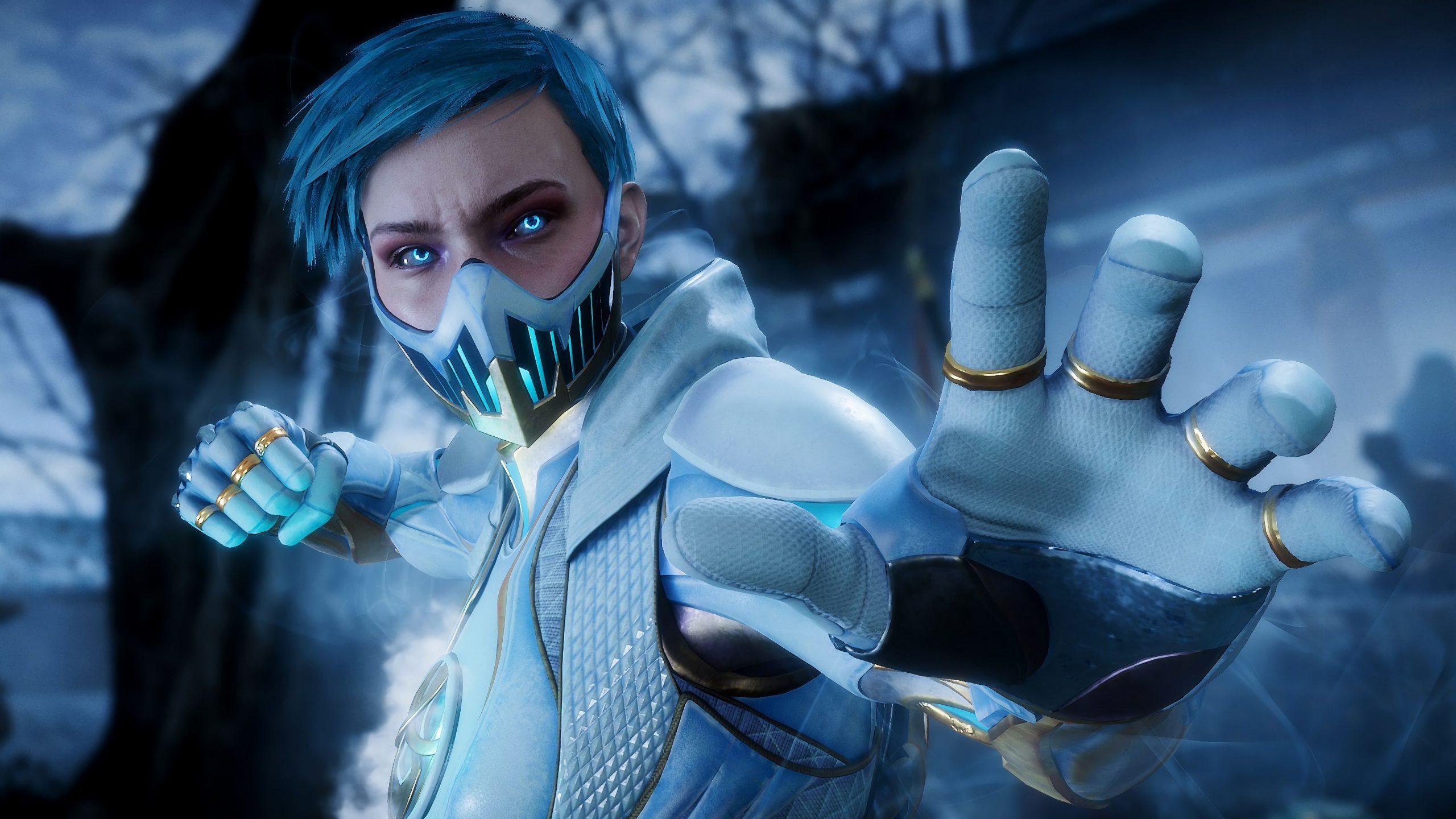 Frost In Mortal Kombat