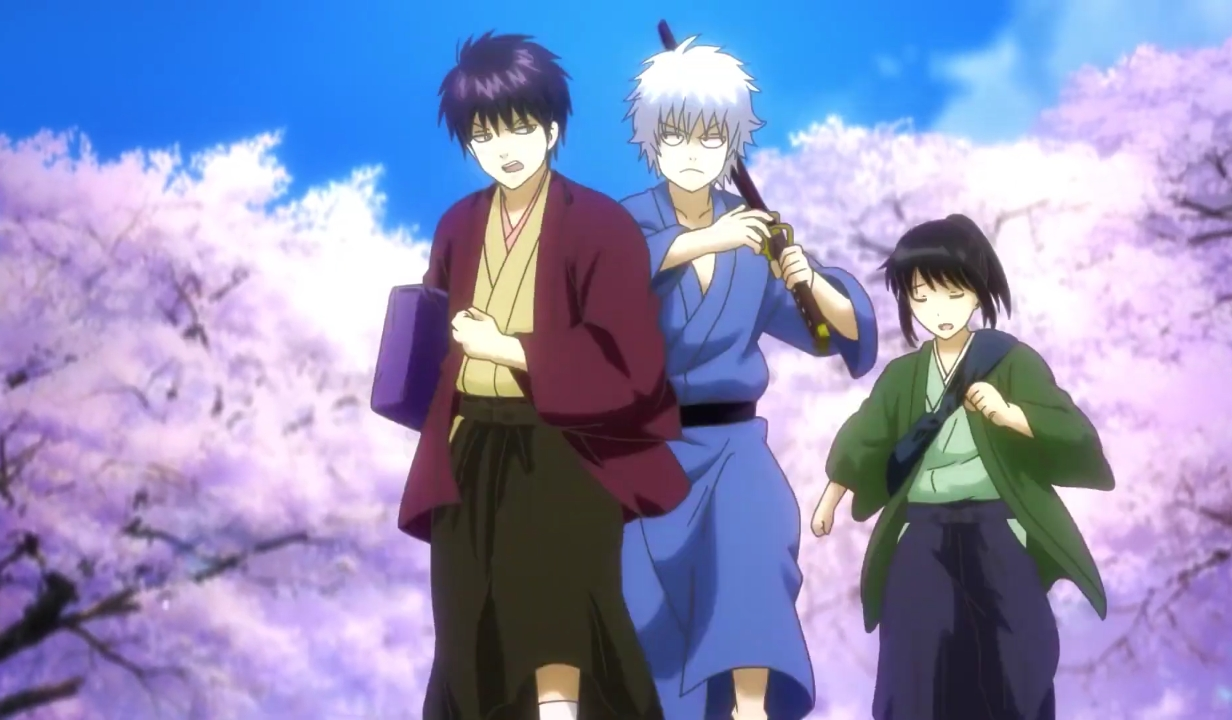 Gintama The Final Movie release date
