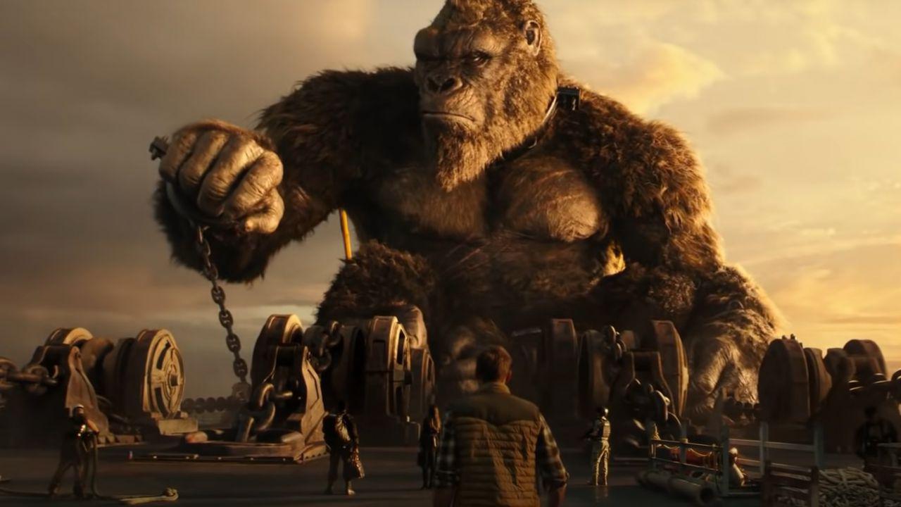 Kong in Godzilla Vs Kong