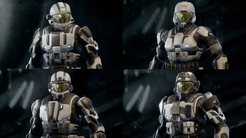 Halo: mcc new armor