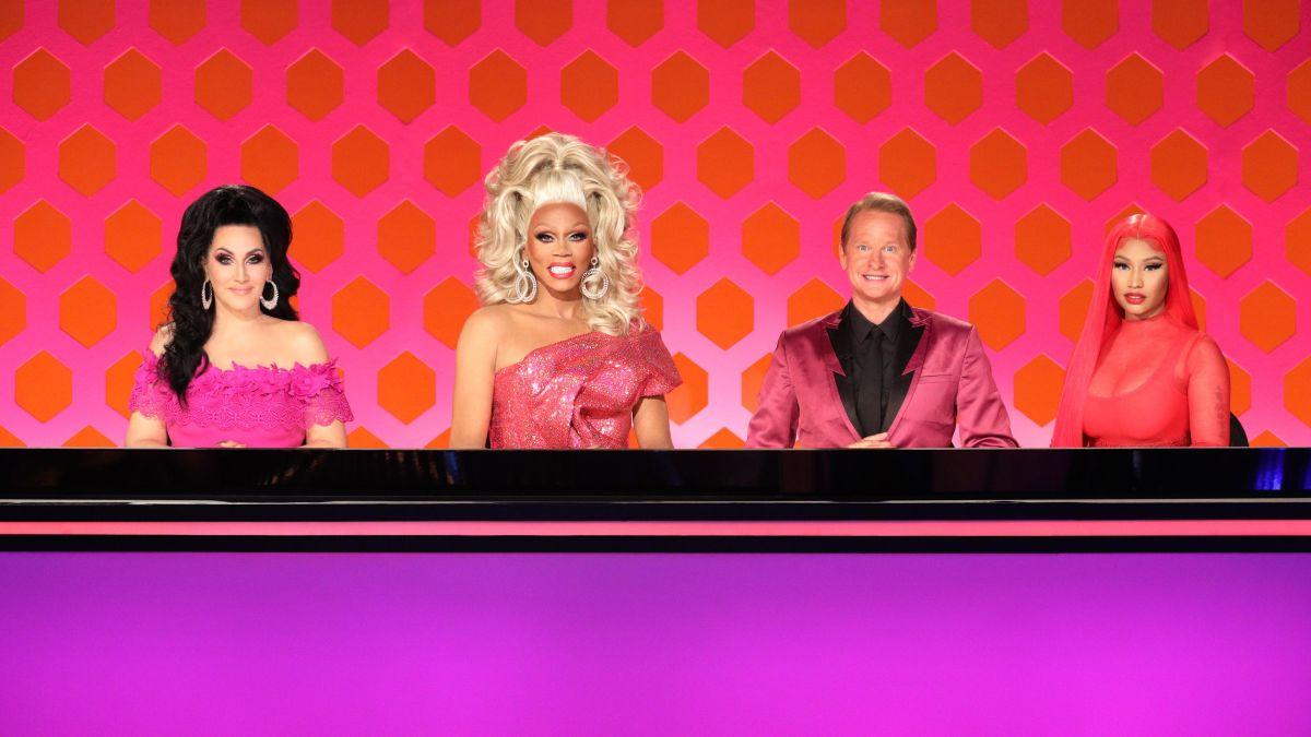 Ru Paul's Drag Race- Season 13 Episode 11