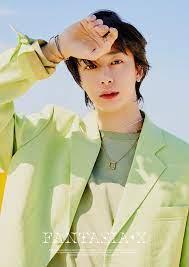 hyungwon( monta x) cr: Korean Profiles