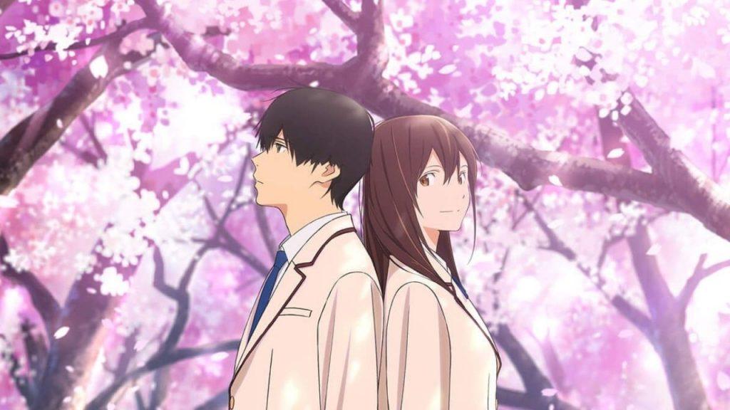 Sakura and Haruki