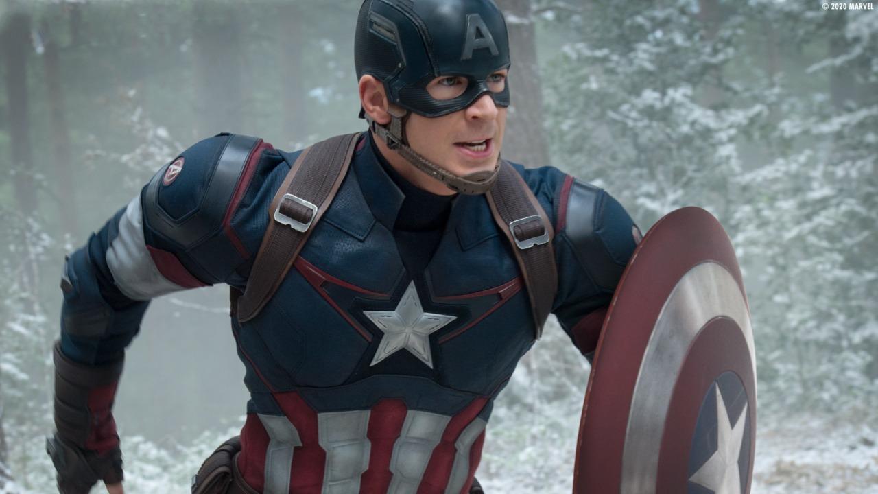 Steve Rogers Captain America Review