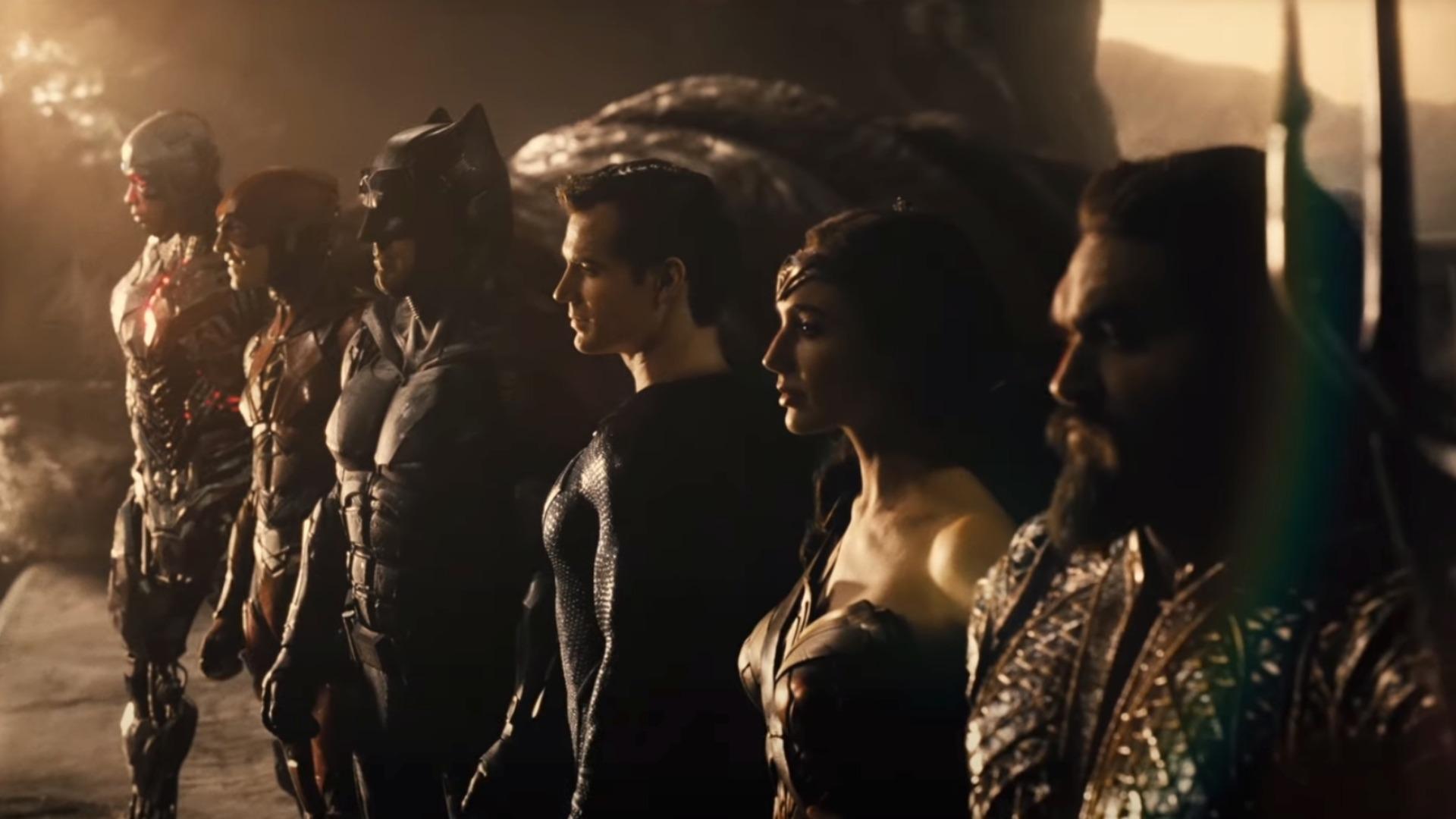 Justice League release date