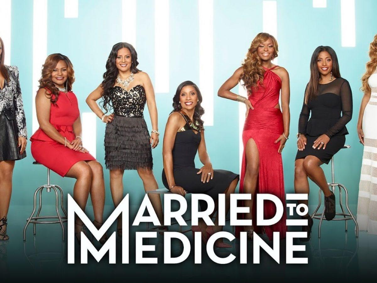 """Married to Medicine"" season 8 release date"