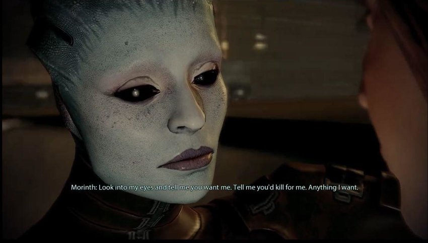 Mass Effect 2 Easter Eggs and References