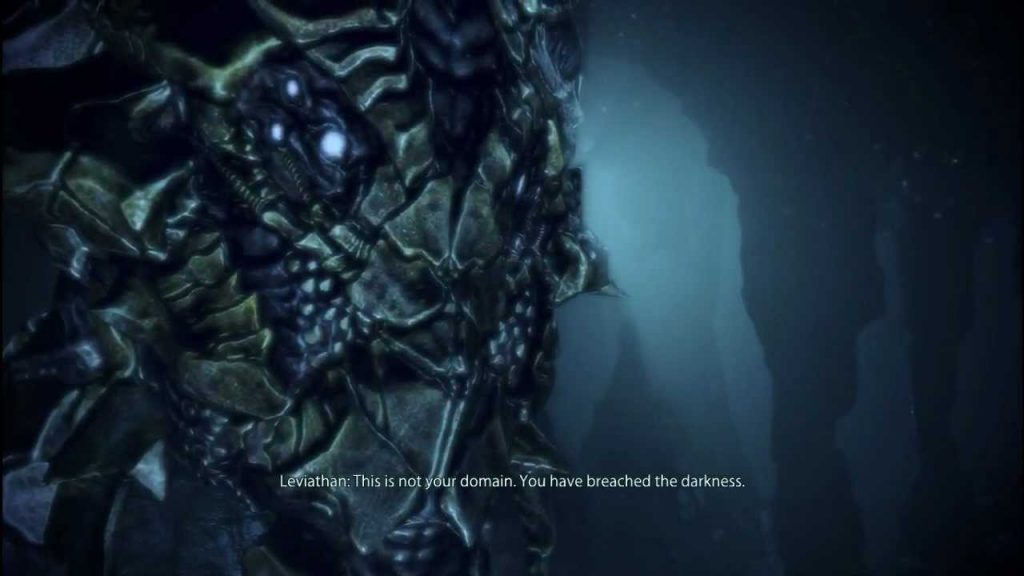 Mass Effect 3 Easter Eggs and References