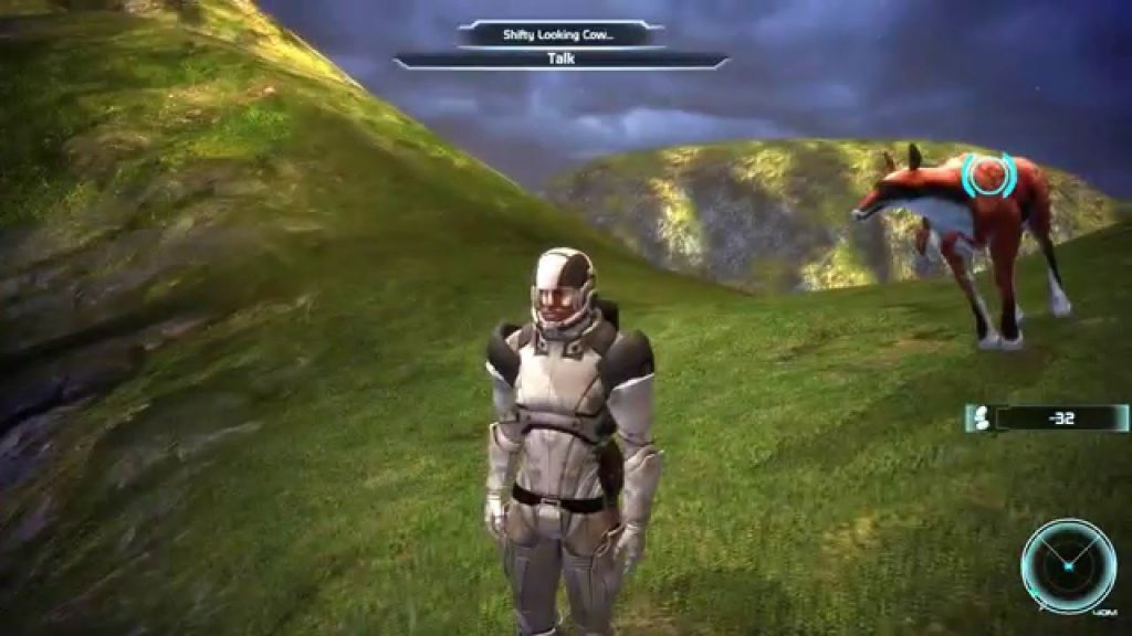 Mass Effect Easter Eggs and References