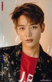 Minho ( Shinee) cr: getty images