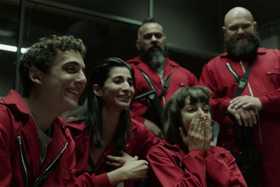 Money Heist Season 5 Delayed