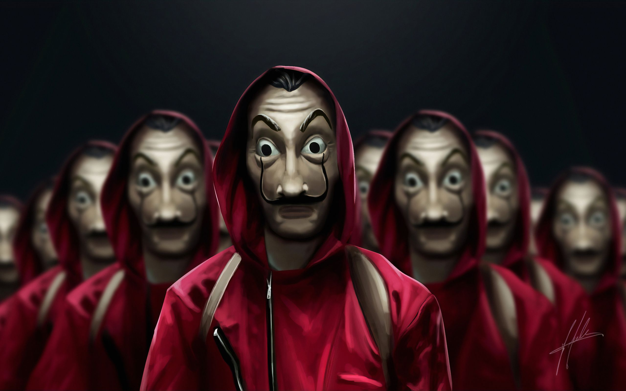 6 Shows To Watch if you liked Money Heist