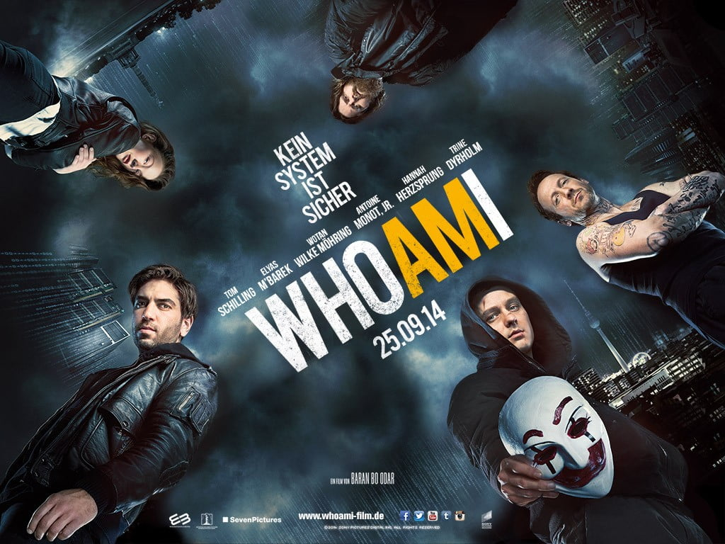 Who Am I Plot Poster