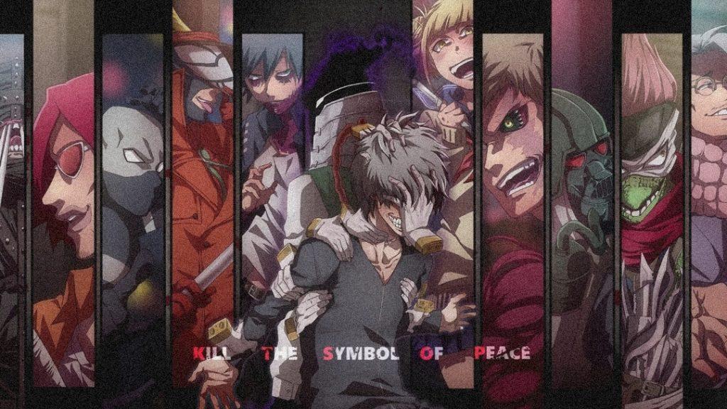 My Hero Academia Season 5 New Trailer – Who is The Main Villian?