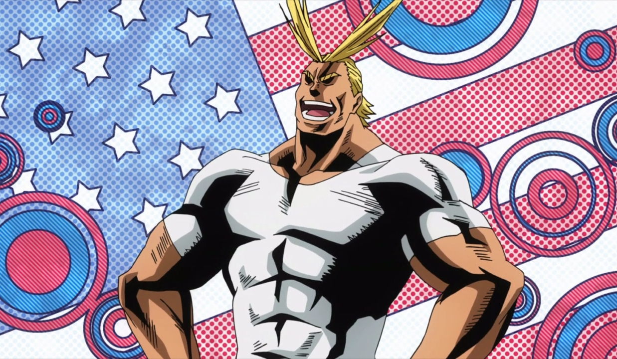 Will All Might gain his powers again?