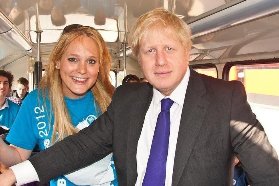 Boris Jonson and Jennifer Arcuri Affair