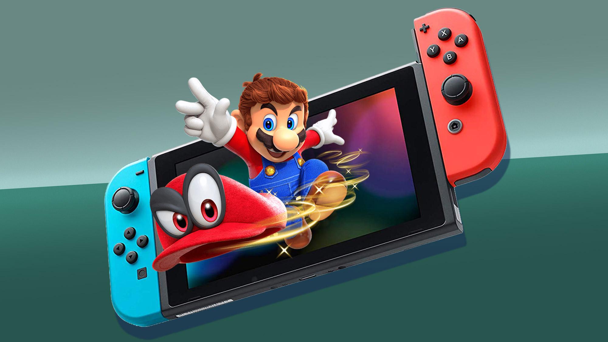 Nintendo Switch Top 10 games