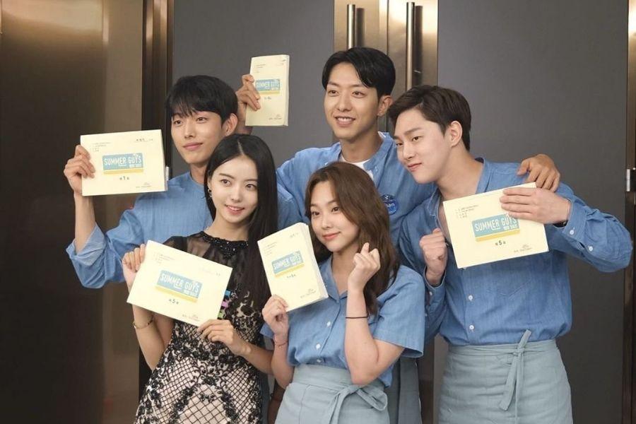 Summer Guys K-Drama