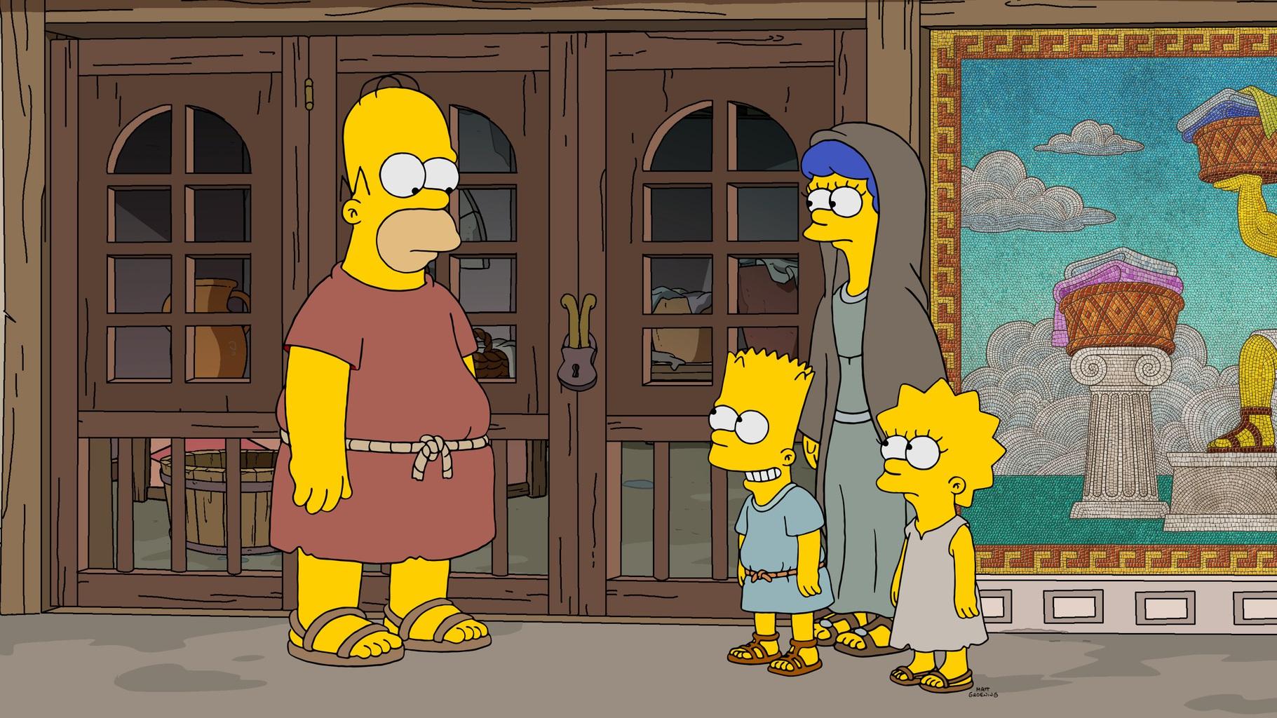 The Simpson 32rd Season Episode 14 Release Date!