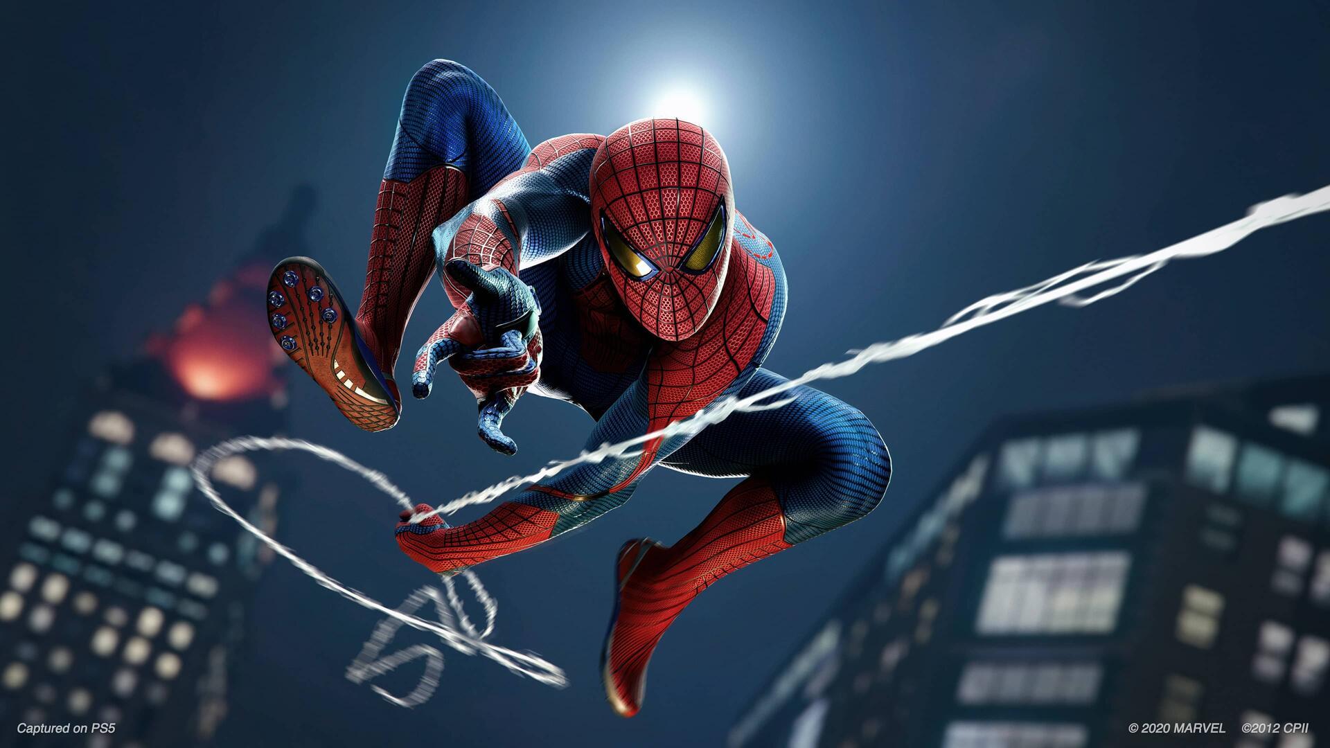 Spiderman:Remastered