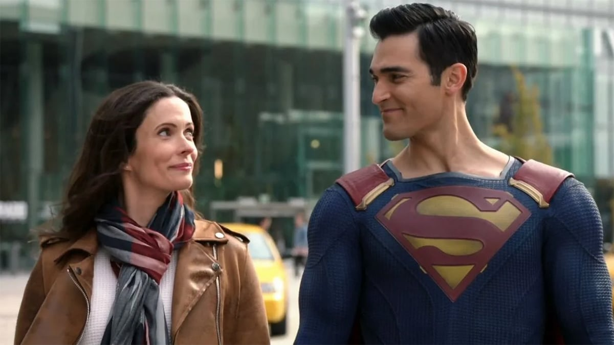 Superman and Lois release date