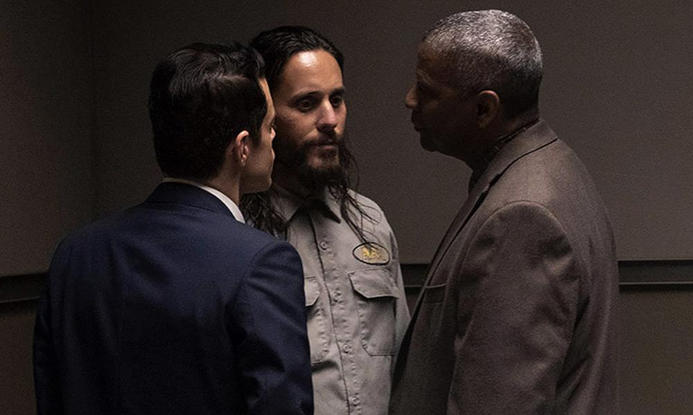 Denzel, Rami, and Jared Leto
