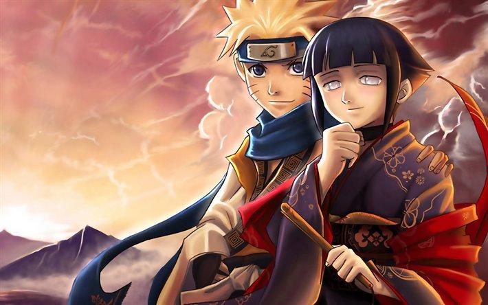 Naruto Uzumaki & Hinata Hyuuga (Naruto)