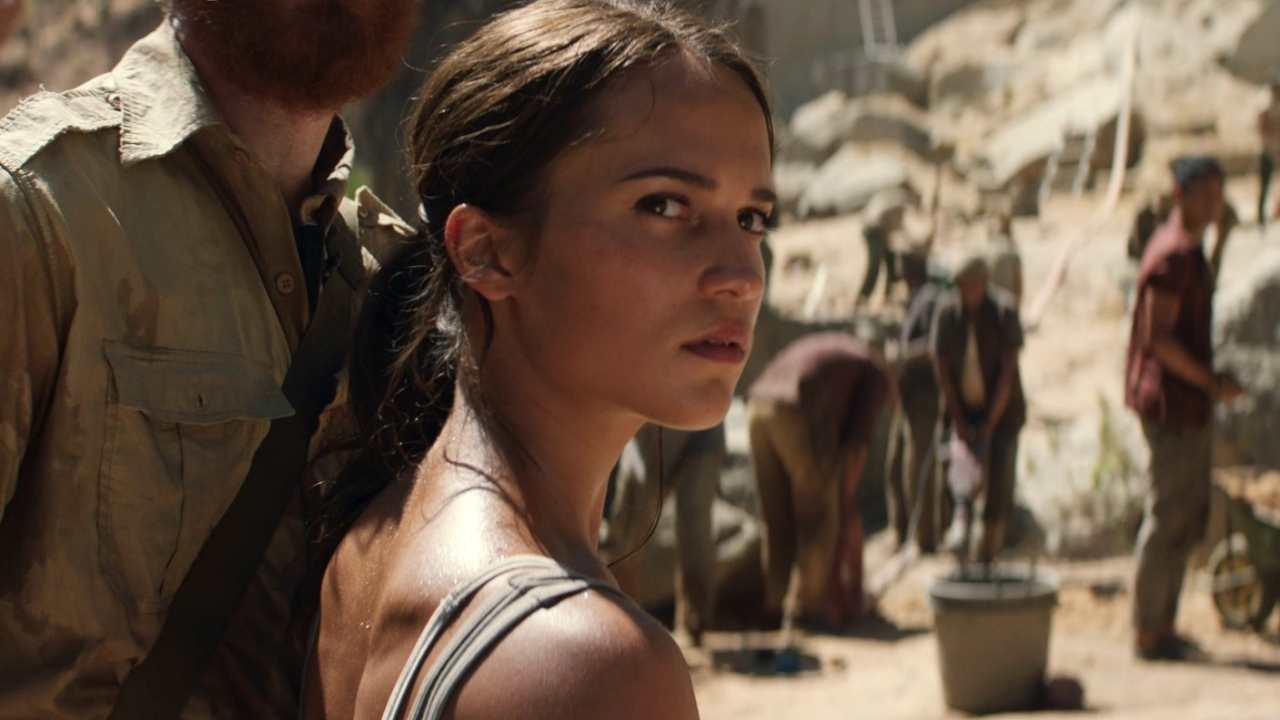 Tomb Raider- A Review