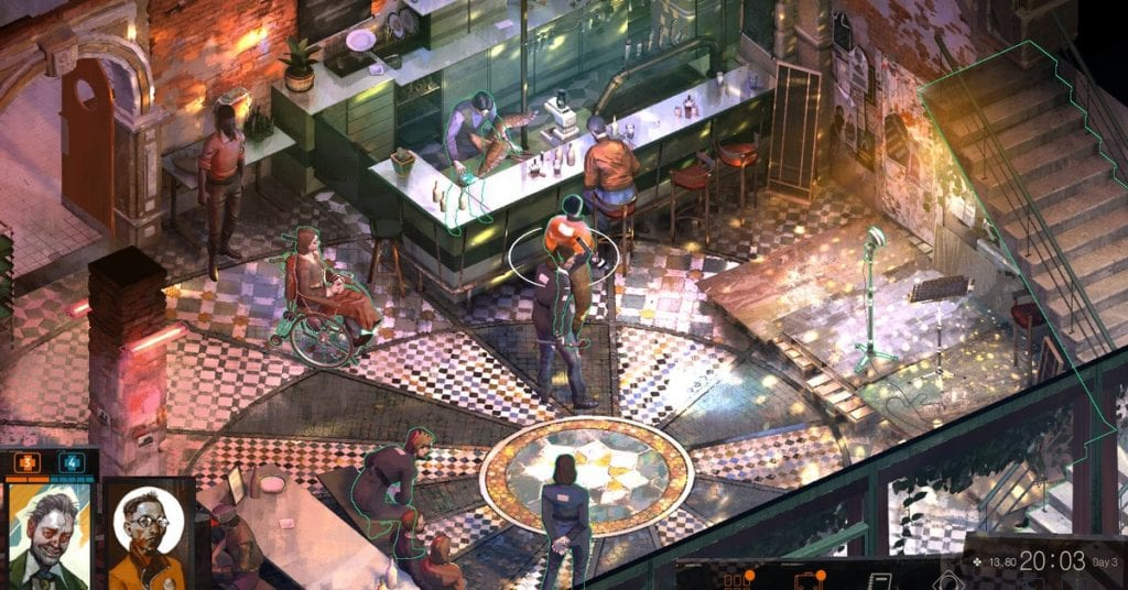 Disco Elysium is a different kind of mystery solving game.