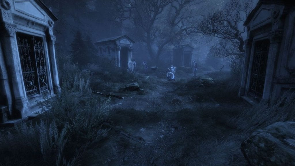 The Vanishing of Ethan Carter is a mystery solving game with supernatural elements.