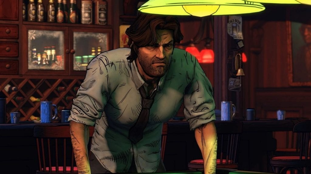 The Wolf Among Us focuses on a detective cop in Fabletown.