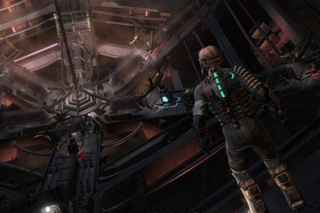 Dead Space is a thriller horror classic.