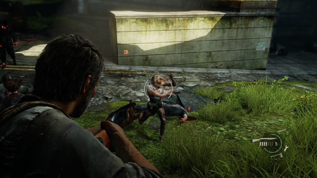 The Last of Us is a memorable zombie action game.