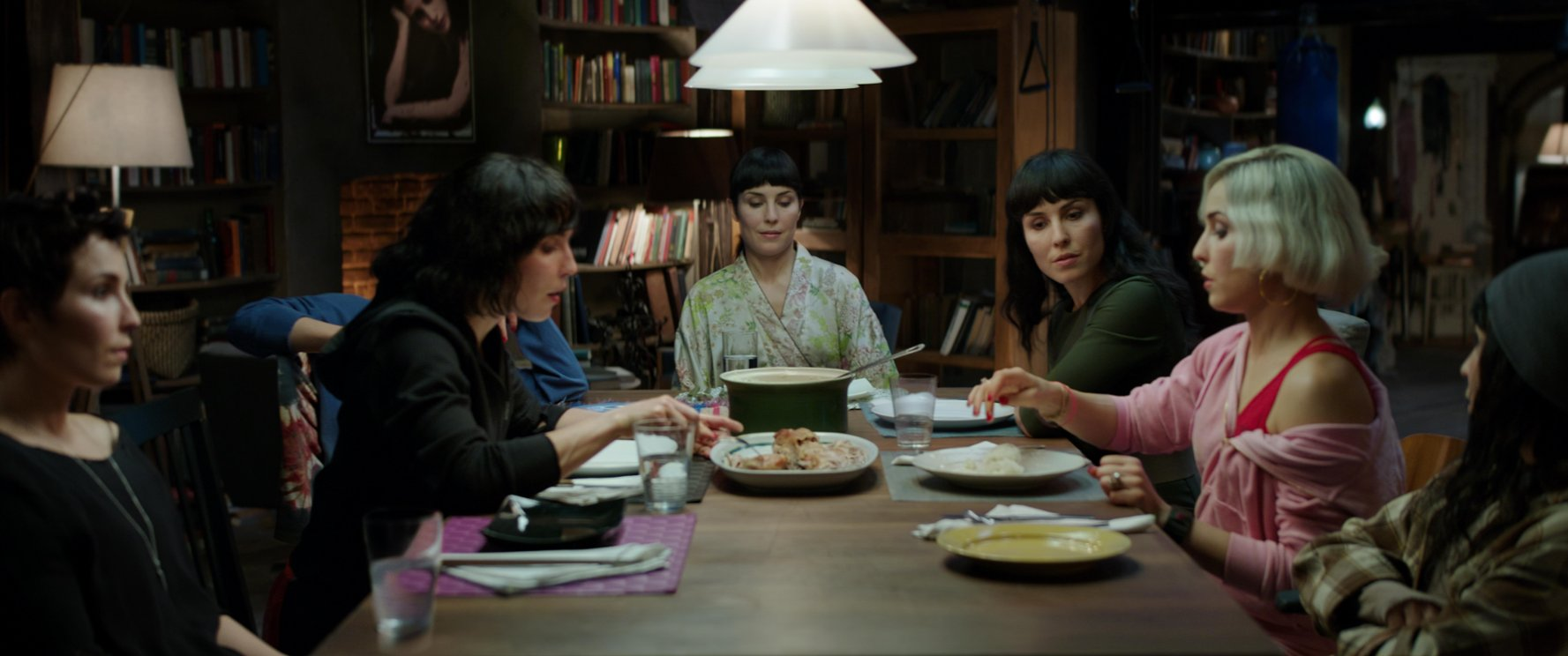 Noomi Rapace in sci-fi action thriller What Happened to Monday