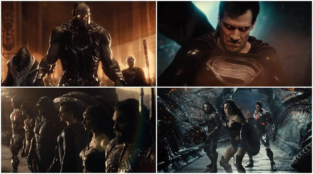 Henry Cavill, Superman, Darkseid, Justice League