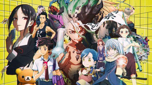 20 animes