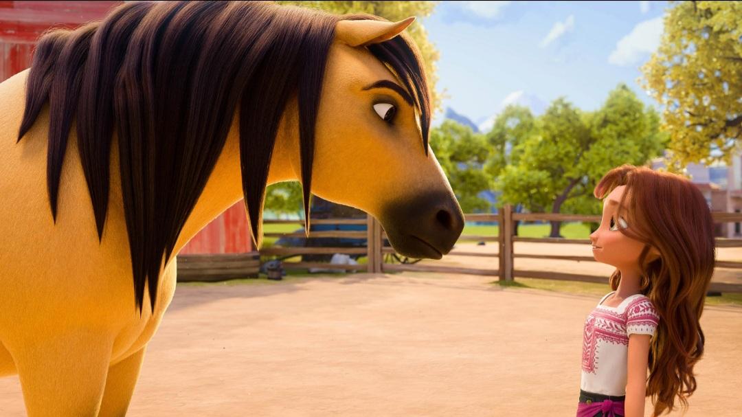 Spirit Untamed DreamWorks Animation