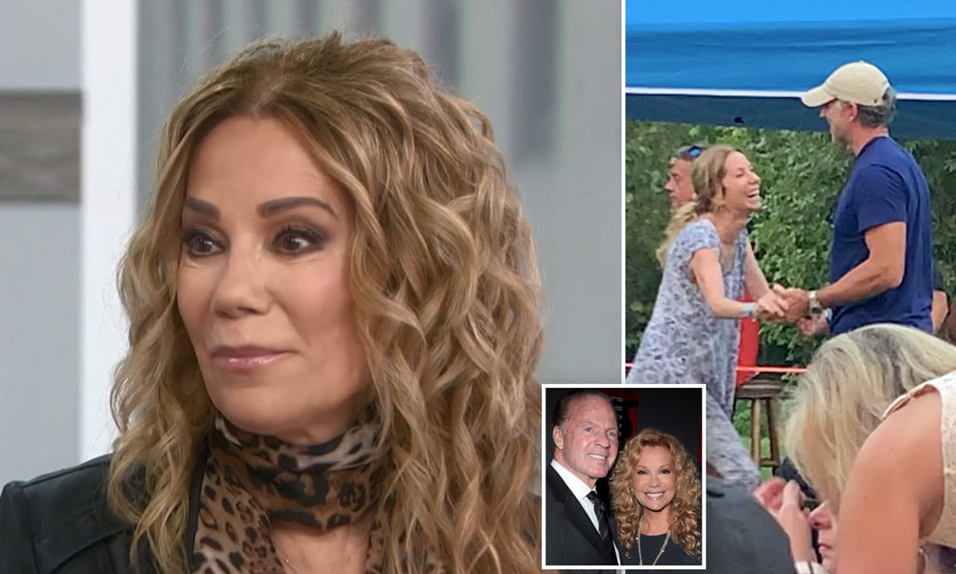Who Is Kathie Lee Gifford Dating?