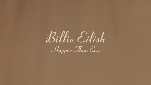 Billie Eilish album