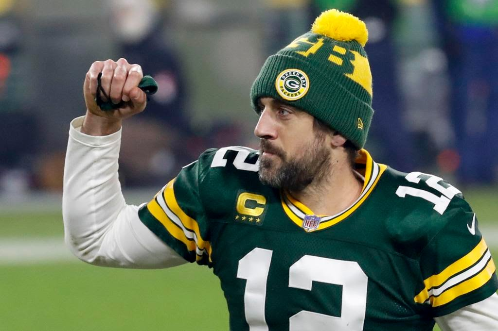 Who Is Aaron Rodgers Dating Now?