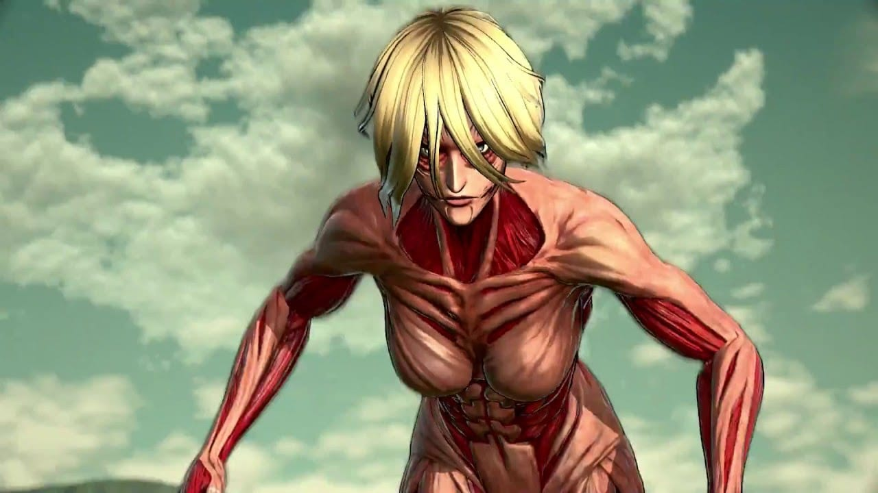 Attack On Titan (PS4 Lets Play EPISODE 15): The Female Titan Appears?! Armin vs The Female Titan - YouTube