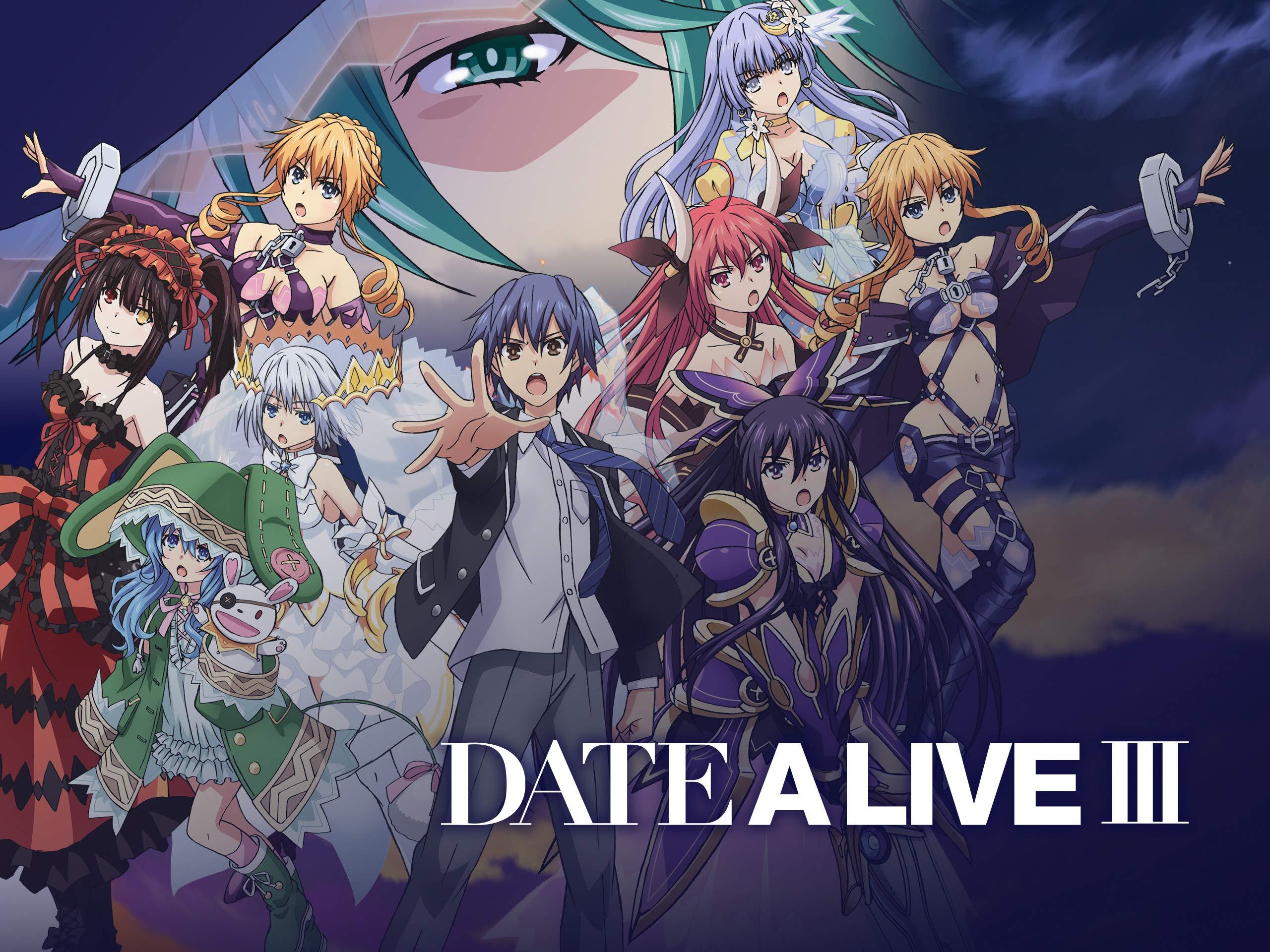 Date a Live, Season 3