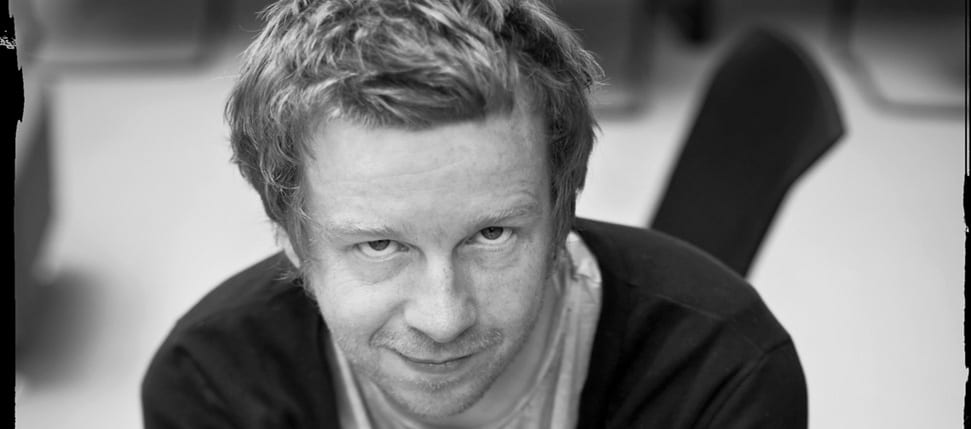 Kevin Barry writer