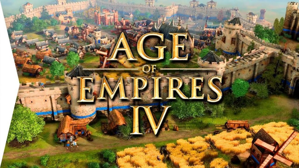 Age of Empires 4 cover
