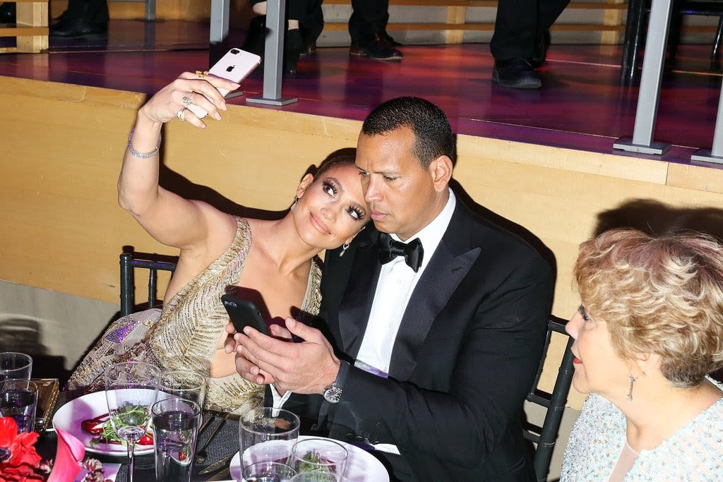 Jennifer Lopez and Alex Rodriguez Couple